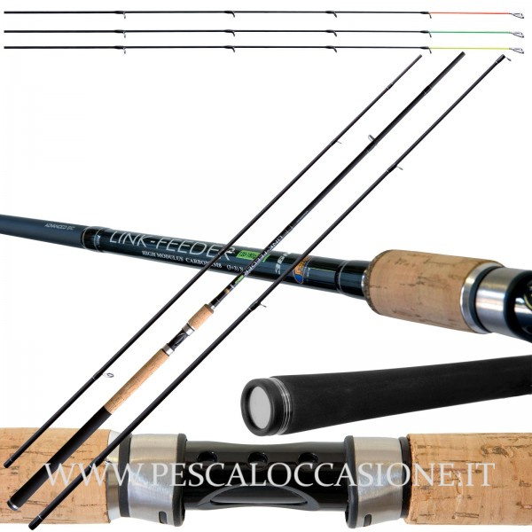 Canna Canna Canna Link Feeder 120 grammi pesca carpa barbo lago fiume specialist LAP d67961