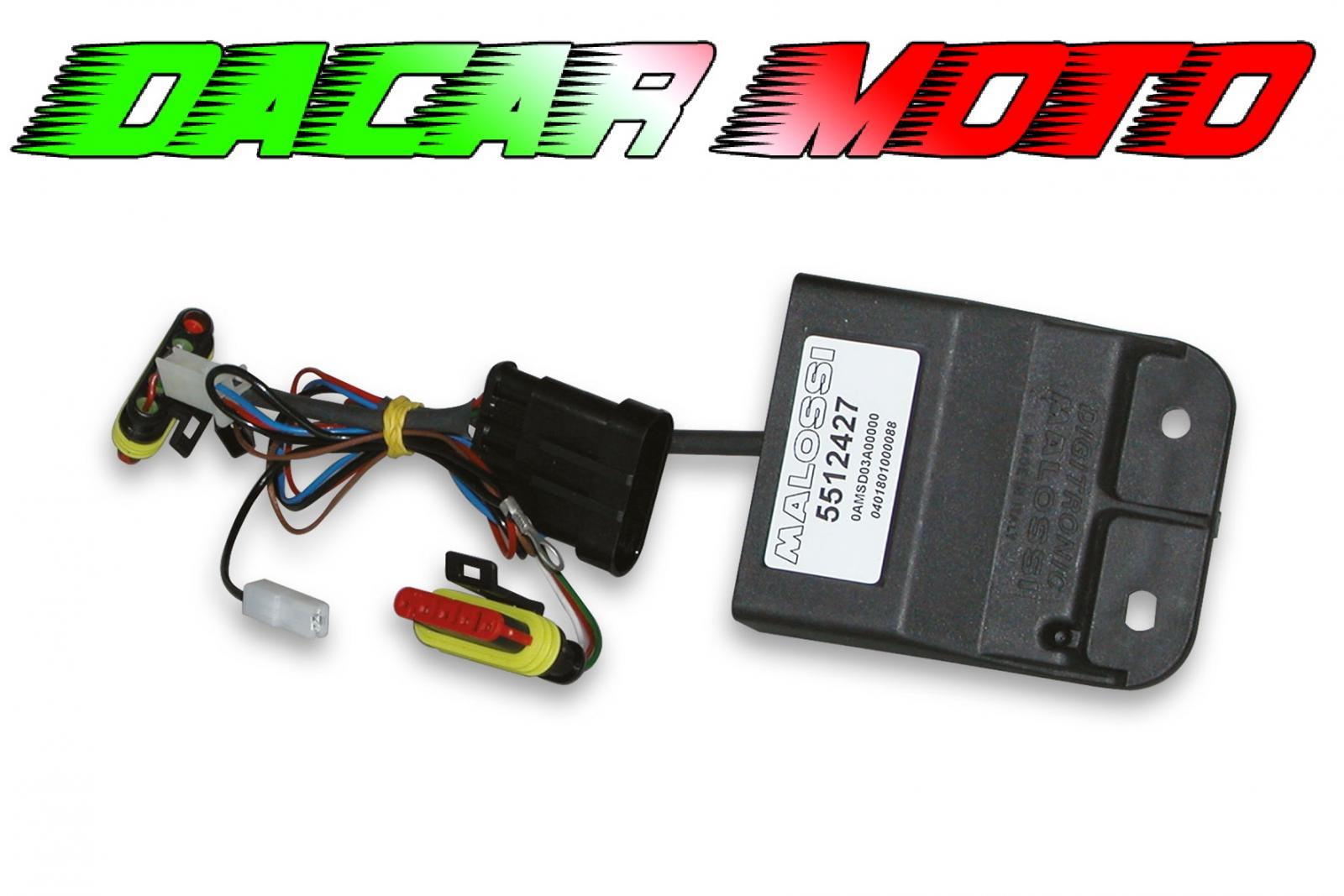 MALOSSI 558133 Centralina elettronica TC UNIT MALAGUTI F12-PHANTOM 50