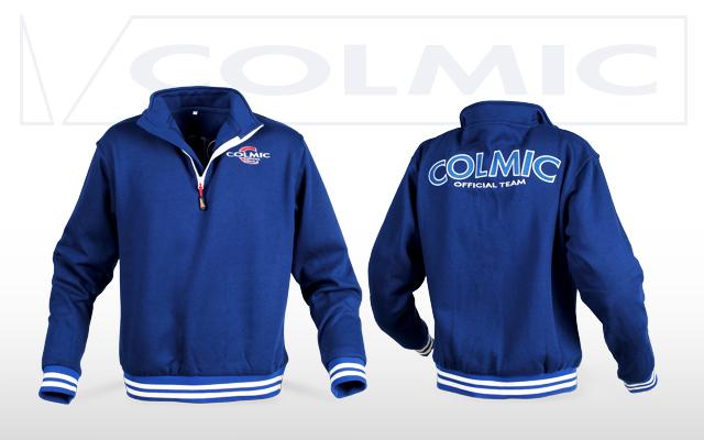 Colmic Official Abbigliamento Felpa Universal Official Colmic Team pesca nuova collezione RNR 35ead2