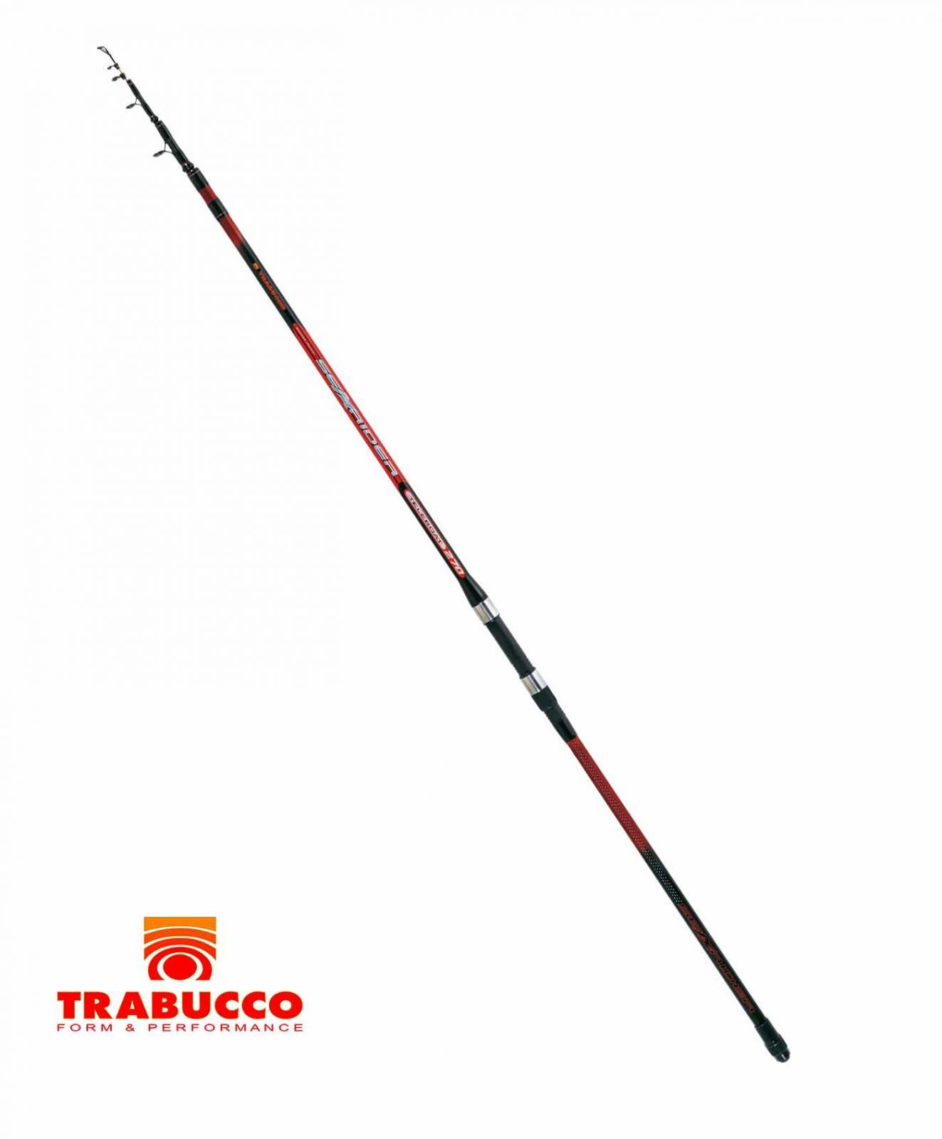 Serie di Canne Trabucco Trabucco Trabucco Searider Teleboat Pesca Bolentino Carbonio SHMR PP 825f25