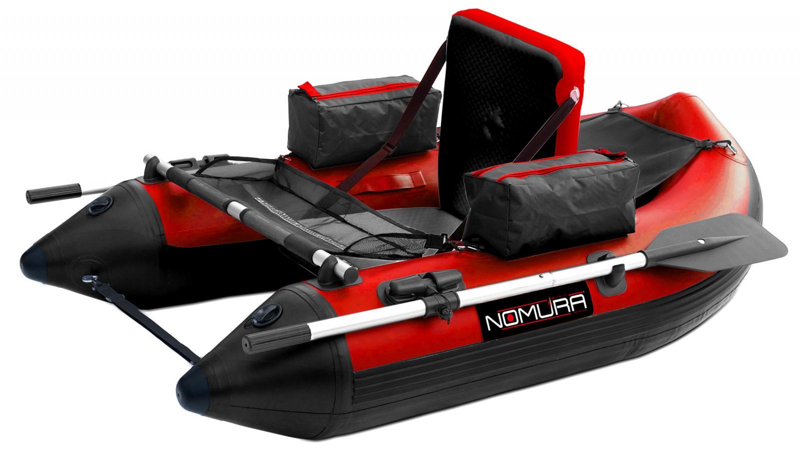 9502000 Porta canna universale regolabile per belly boat pesca bass PPG