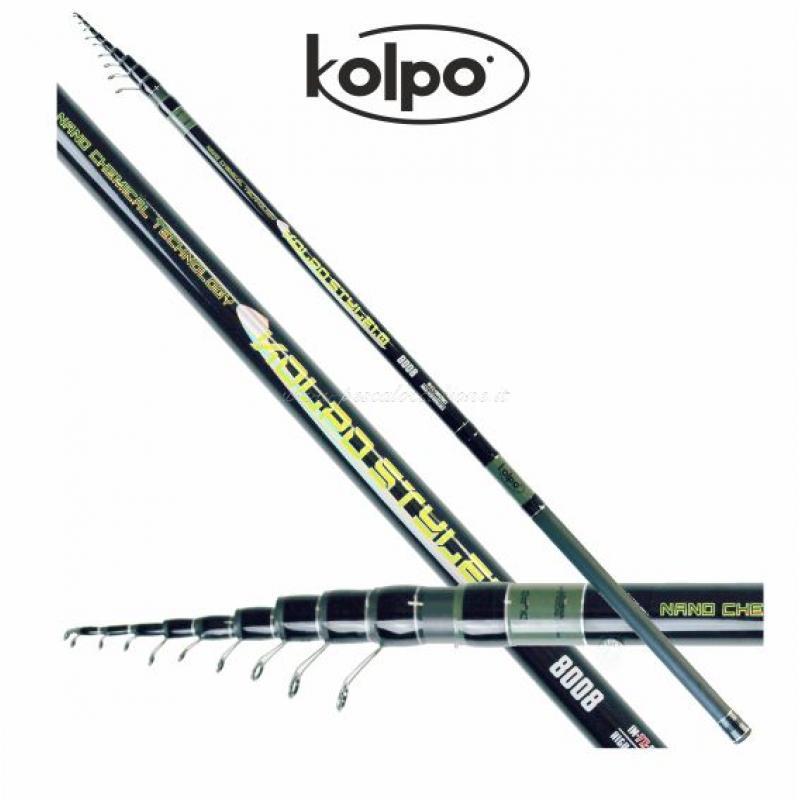 Canna da Pesca Bolognese Kolpo Style Carbonio Alto Modulo PEB PEB Modulo c755b3