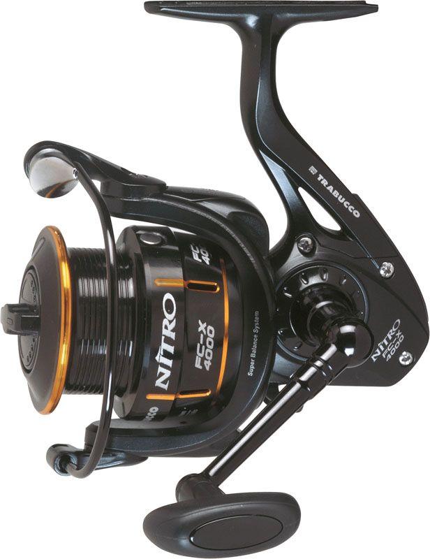 Mulinelli da Pesca Pesca da Trabucco Nitro fc-x PEB 0fc3ba