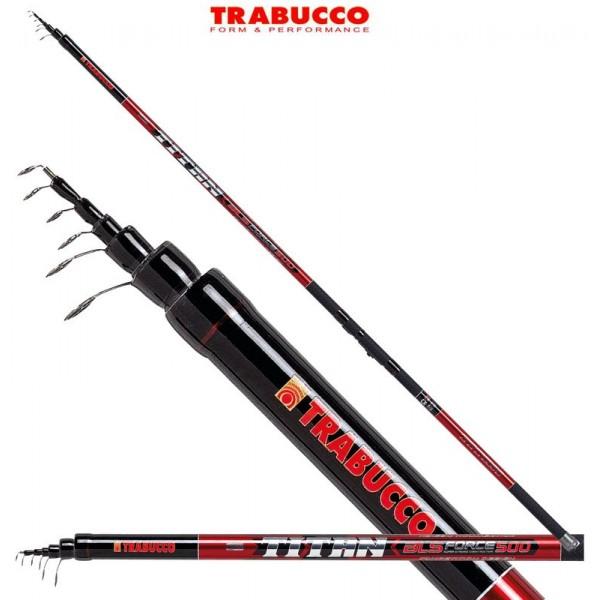 Trabucco Trabucco Trabucco Canna da Pesca Bolognese Titan BLS Force LAP c702f2