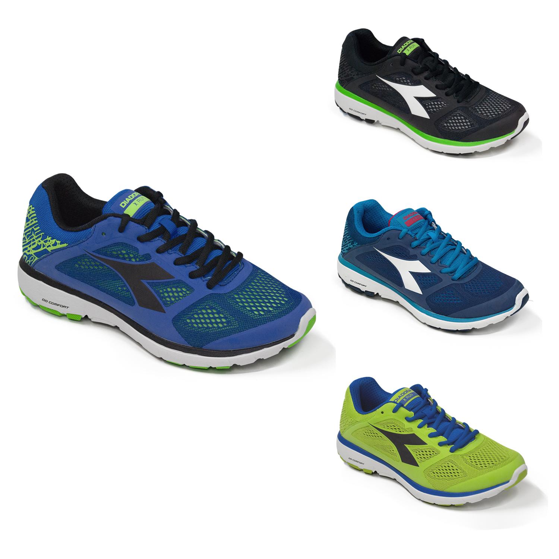 Dettagli su Scarpe Sneaker Uomo DIADORA Nuova Collezione X RUN Running