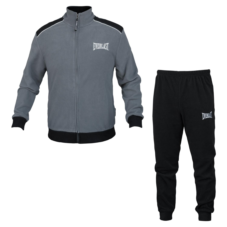 Tuta-Pigiama-Homewear-Uomo-EVERLAST-Pile-Full-Zip-Art-31006