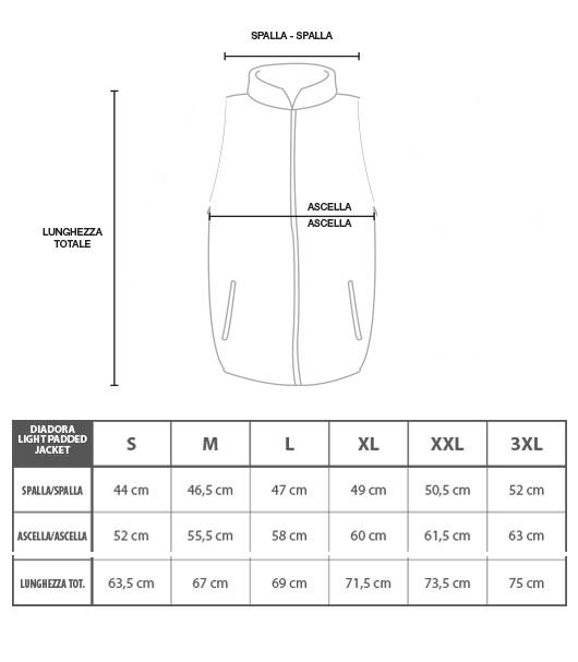 Dettagli su Giubbino DIADORA Uomo Sailor Jacket Pile Full Zip 2 Colori Art.480